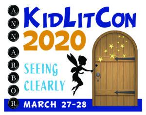 KidLitCon 2020 logo